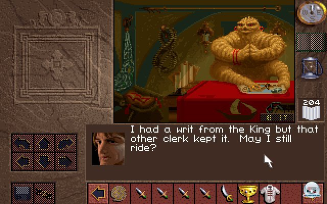 Screenshot - Lands of Lore: The Throne of Chaos (PC) 2392647