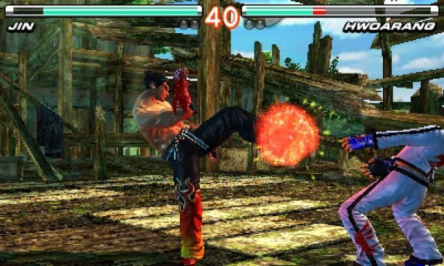 Screenshot - Tekken 3D Prime Edition (3DS) 2281262