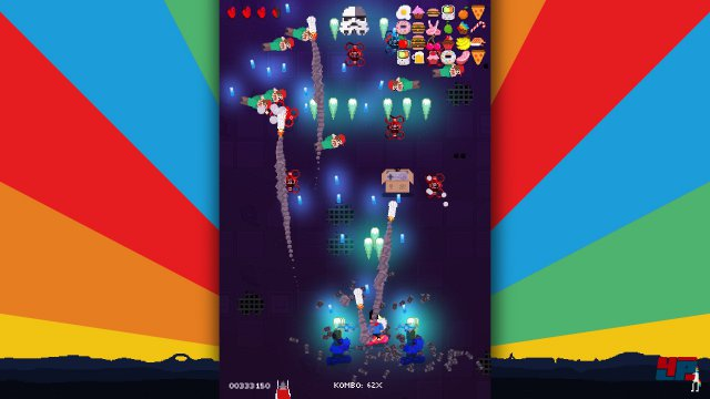 Screenshot - Shooting Stars (Linux)