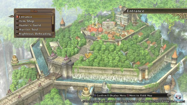 Screenshot - Agarest: Generations of War 2 (PlayStation3)