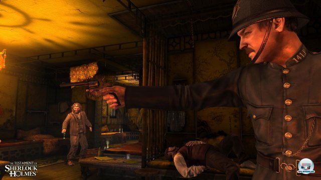 Screenshot - Das Testament des Sherlock Holmes (360)