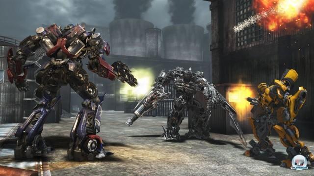 Screenshot - Transformers 3 (360) 2225427