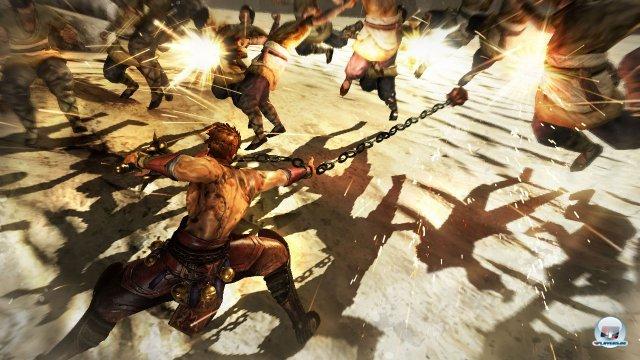Screenshot - Dynasty Warriors 8 (PlayStation3) 92433937