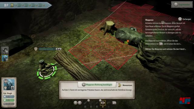 Screenshot - Achtung! Cthulhu Tactics (Switch) 92581532