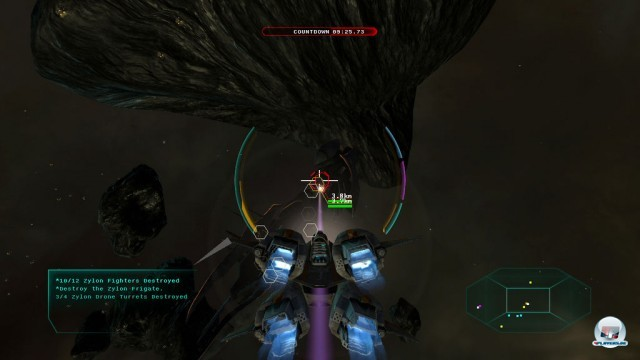 Screenshot - Star Raiders (PC)