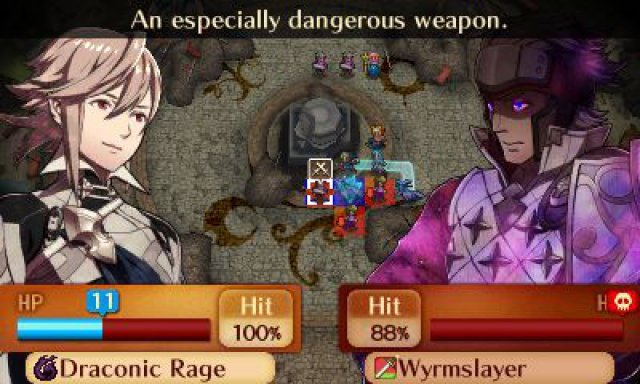 Screenshot - Fire Emblem Fates (3DS)