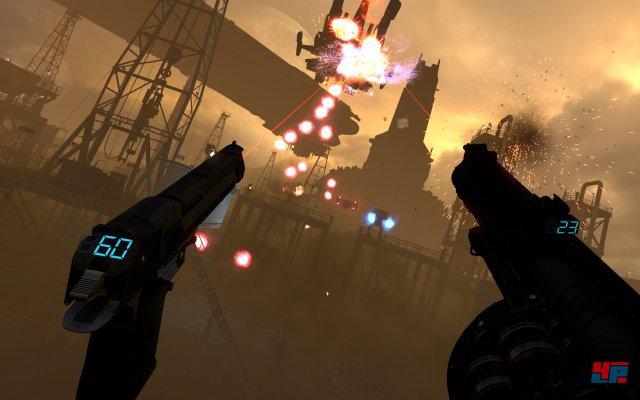 Screenshot - Serious Sam VR (VirtualReality)
