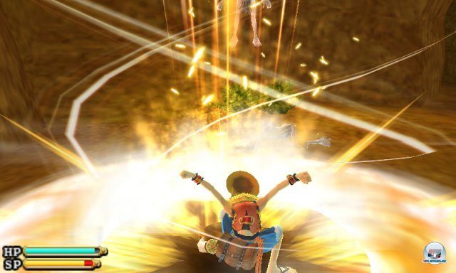 Screenshot - One Piece: Unlimited Cruise SP (3DS) 2259387