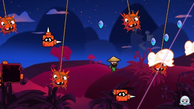 Screenshot - Cloudberry Kingdom (360)