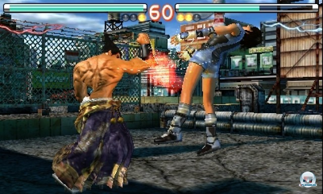 Screenshot - Tekken 3D Prime Edition (3DS) 2250652