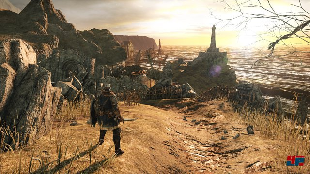 Majula wirkt vertraut, aber From Software hat das Spiel an einigen Stellen angepasst, was Feinde, NPC und Gegenstände angeht.