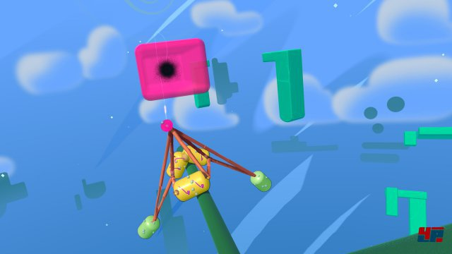 Screenshot - Fantastic Contraption (PC)