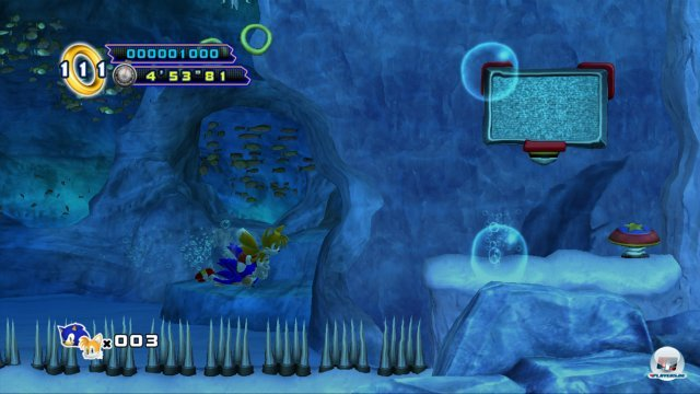Screenshot - Sonic the Hedgehog 4: Episode II (360) 2350297