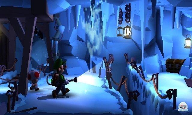 Screenshot - Luigi's Mansion 2 (3DS) 2266072