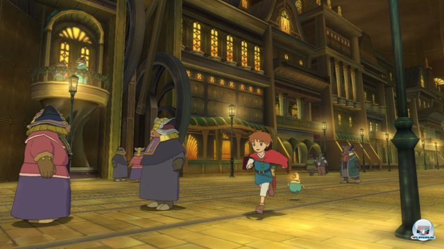 Screenshot - Ni No Kuni: Wrath of the White Witch (PlayStation3) 2361772