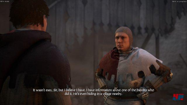 Das Rollenspiel der Warhorse Studios entführt euch ins böhmische Spätmittelalter.