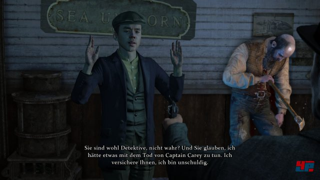 Screenshot - Sherlock Holmes: Crimes & Punishments (PC)