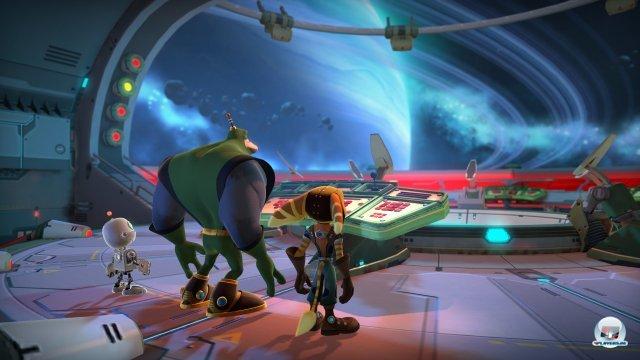 Screenshot - Ratchet & Clank: QForce (PlayStation3) 2384907