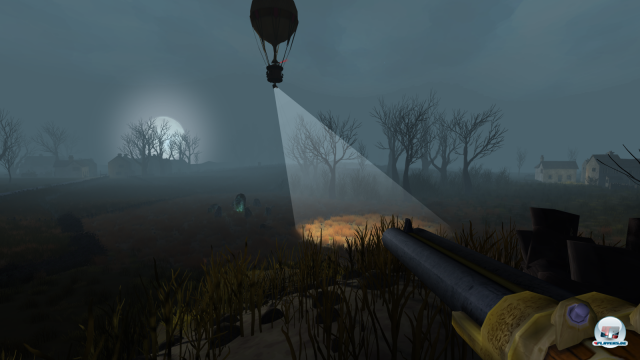 Screenshot - Sir, You Are Being Hunted (PC)