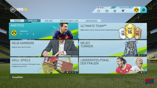 Screenshot - FIFA 16 (PlayStation4)