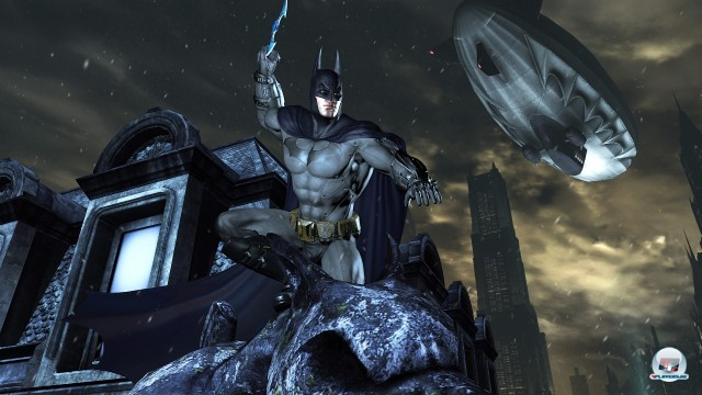 Screenshot - Batman: Arkham City (360) 2233012