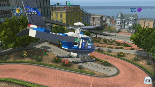 Screenshot - Lego City: Undercover (Wii_U) 92432627