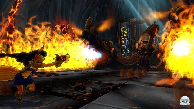 Screenshot - Sly Cooper: Jagd durch die Zeit (PlayStation3) 2359487