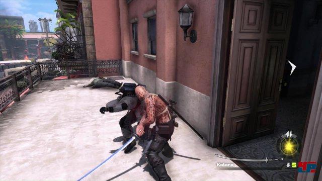 Screenshot - Devil's Third (Wii_U) 92512469