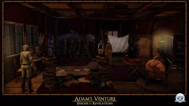 Screenshot - Adam's Venture 3: Die Offenbarung (PC)