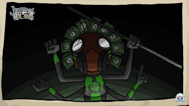 Screenshot - Journey of a Roach (PC)