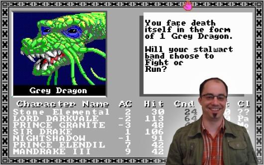 Mein Lieblingsremake wäre The Bard´s Tale. Das war das erste große Rollenspiel, in dem ich versank. Trotz Mageroptik hatte es eine unglaubliche Spieltiefe. Eine neue Version gab es zwar vor ein paar Jahren auf der PS2, aber die wurde dem genialen Original am C64 nicht gerecht. Ich würde mir ein ernsthaftes Remake mit der 3D-Grafik von Oblivion wünschen. Dafür würde ich wohl nicht nur virtuell ins Gras beißen. 1710267