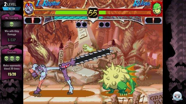 Screenshot - Darkstalkers: Resurrection (360) 92412452