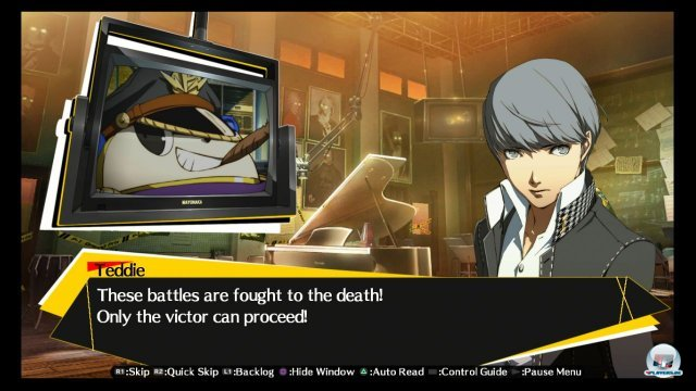 Screenshot - Persona 4: Arena (PlayStation3) 2380582