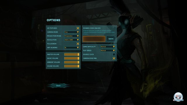 Screenshot - Shadowrun Returns (PC)