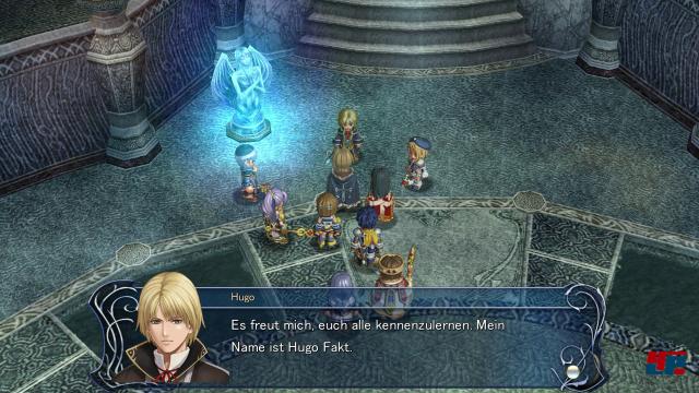 Yunica und Hugo sind nicht die einzigen, die nach den verschwundenen Göttinnen suchen.