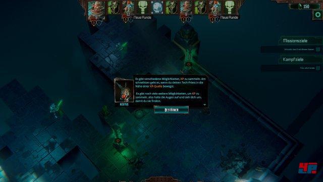 Screenshot - Warhammer 40.000: Mechanicus (Linux) 92579867