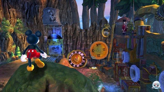 Screenshot - Micky Epic: Die Macht der 2  (360) 2397577