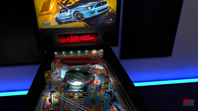 Screenshot - Stern Pinball Arcade (OculusRift)