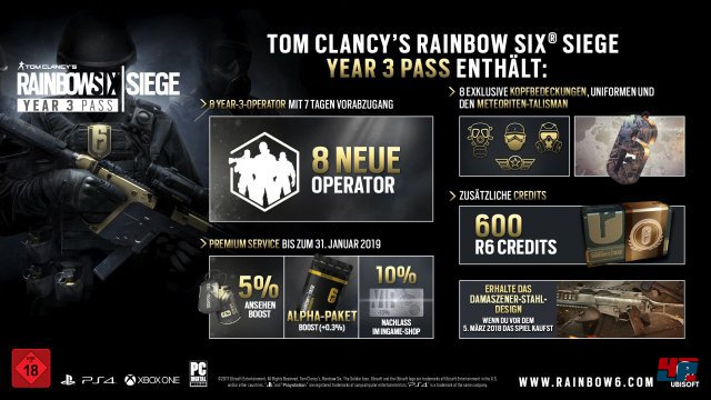 Screenshot - Rainbow Six Siege (PC)