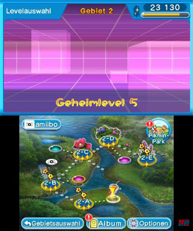 Screenshot - Hey! Pikmin (3DS) 92550148