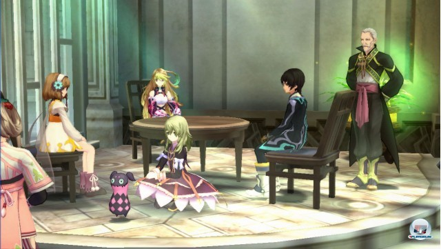 Screenshot - Tales of Xillia (PlayStation3) 2219252