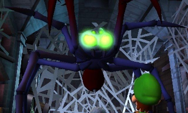 Screenshot - Luigi's Mansion: Dark Moon (3DS) 2365217