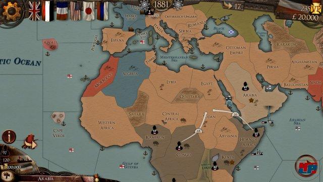 Vorsicht: Die Deutschen sichern sich große Gebiete in Afrika. Aber sind die auch lukrativ genug?
