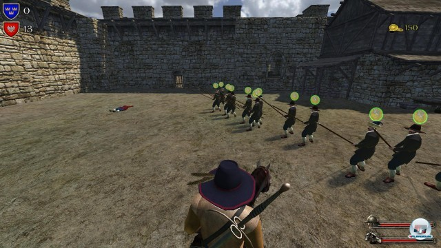 Screenshot - Mount & Blade: With Fire and Sword (PC) 2222342
