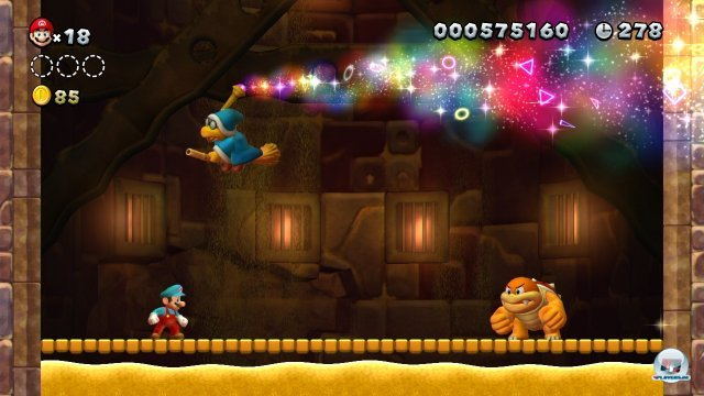 Screenshot - New Super Mario Bros. U (Wii_U) 92420467