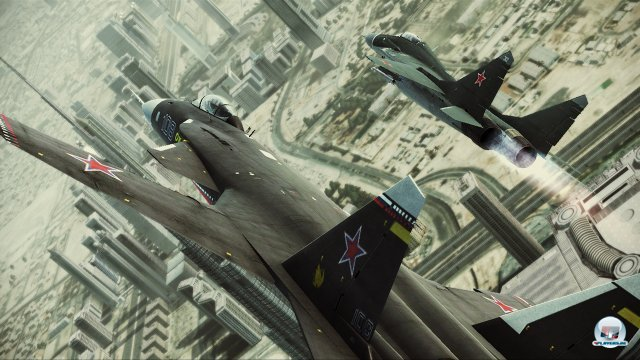 Screenshot - Ace Combat: Assault Horizon (360) 2260197