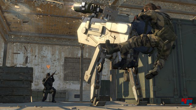 Screenshot - Metal Gear Online (360) 92515123