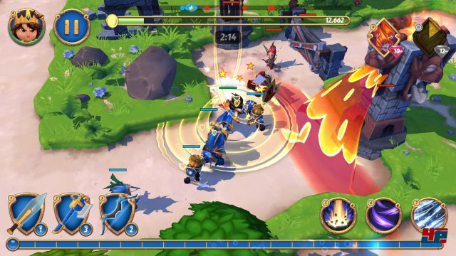 Screenshot - Royal Revolt 2 (PC)