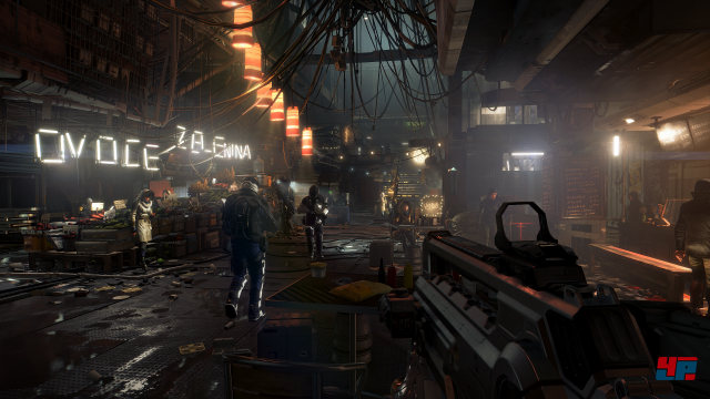 Screenshot - Deus Ex: Mankind Divided (PS4)