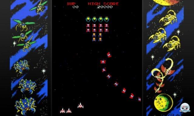 Screenshot - Pac-Man & Galaga Dimensions (3DS) 2257257